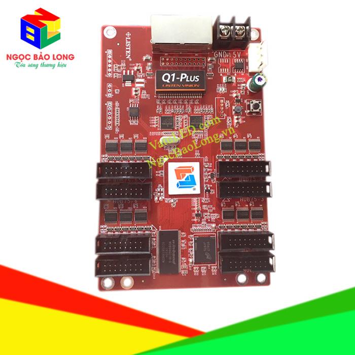 Card LS Q1 có 8 Hub 75 điều khiển LED màn hình
