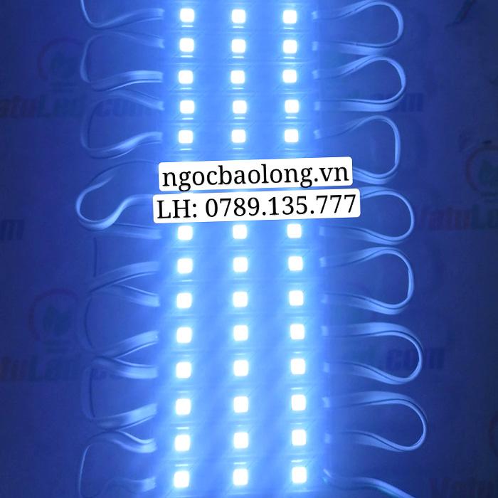 LED 3 bóng ánh sáng trắng