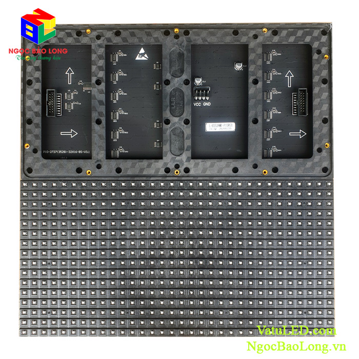 Led p10 full color indoor