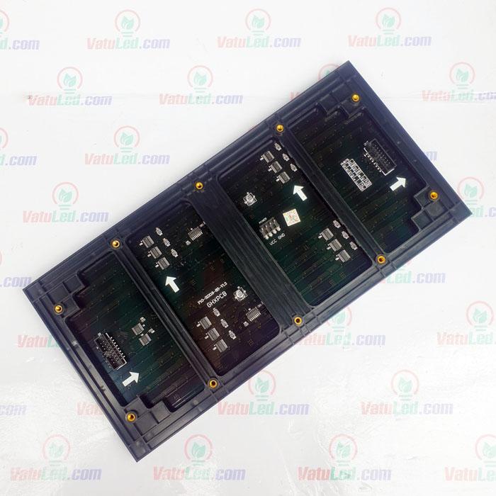 Mặt sau tấm module LED