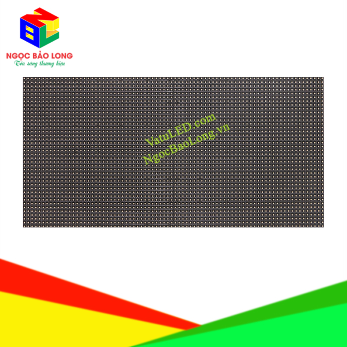 LED P4 Full color indoor Cailiang