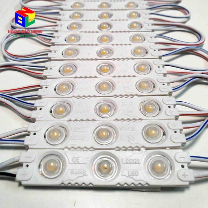 LED cụm 3 bóng 1,5w 6112
