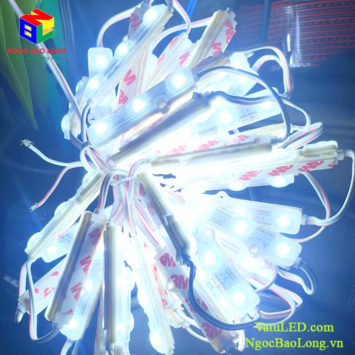 LED Hắt 3 bóng Saso