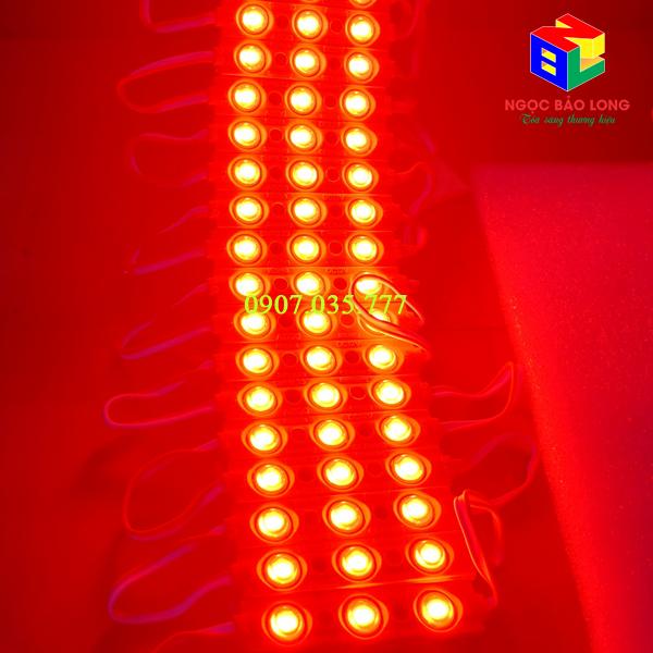 led 3 bóng đỏ