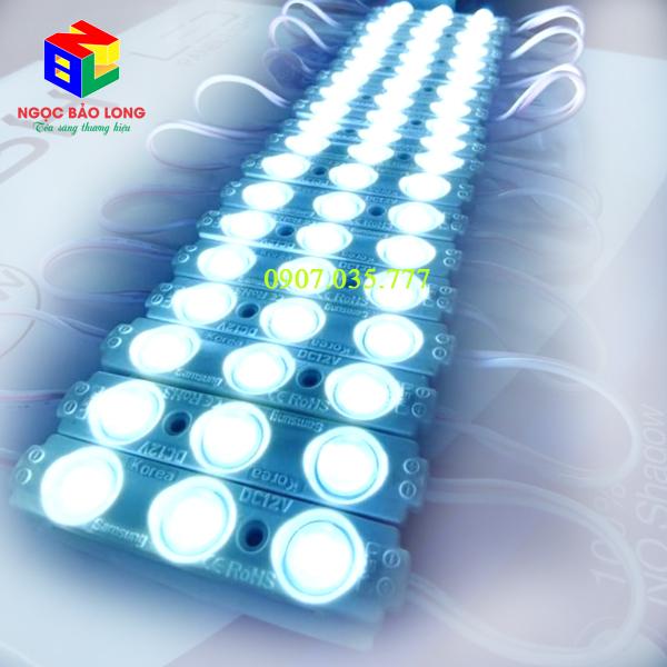 LED Module 3 bóng ánh sáng trắng