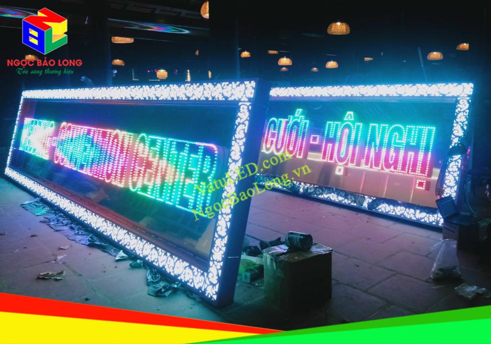 Bảng hiệu LED Full màu Đẹp
