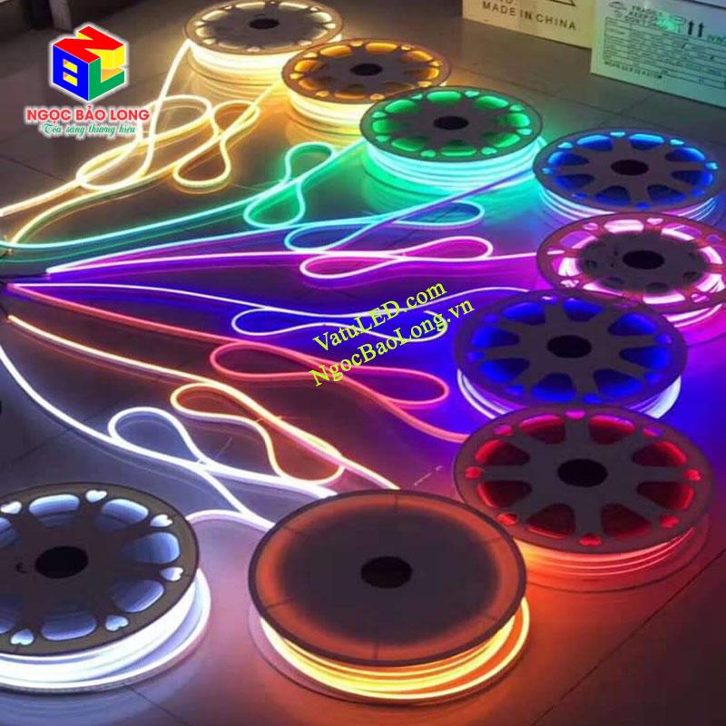 LED dây Neon cuộn 50m