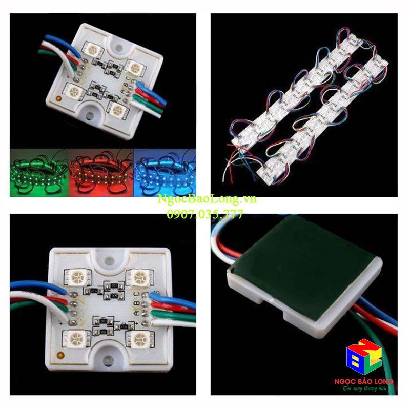 LED Module 4 bóng RGB