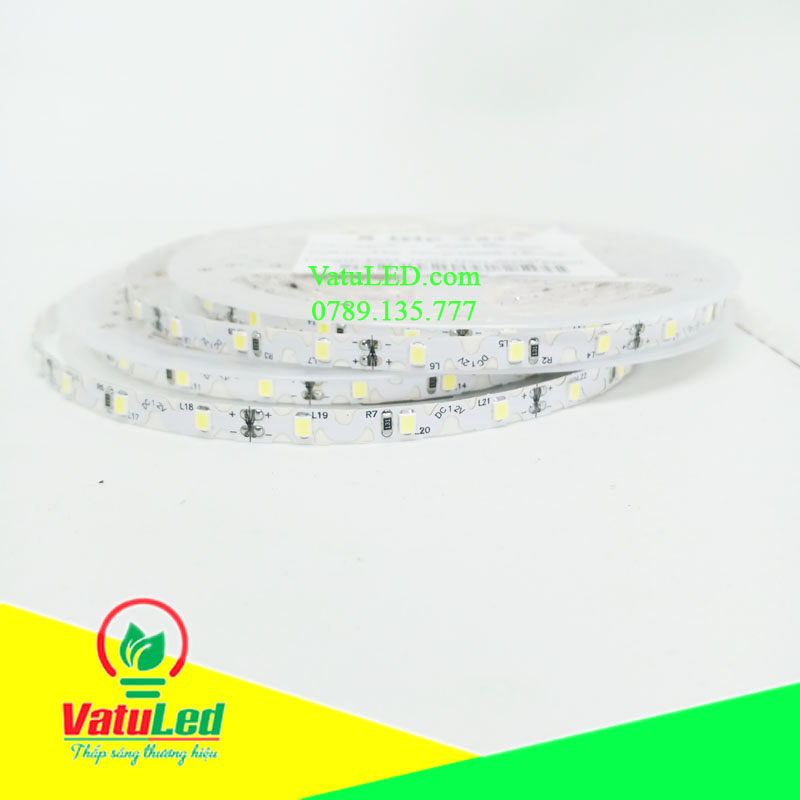 LED DÂY TRẮNG ZICZAC 2835