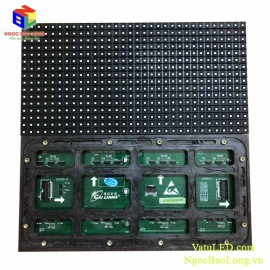 Module LED P10 FULL COLOR OutDoor hãng CAILIANG