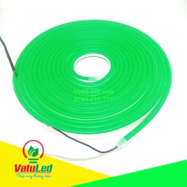 LED NEON Xanh Lá - FLEX NEON SIGN 12V